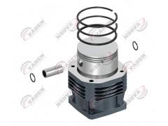 Гильза цилиндра компрессора Set 7000101600 - Vaden