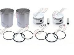 Гильза цилиндра компрессора Set 75.00mm 7000751501 - Vaden