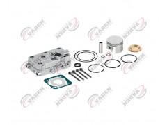 Головка цилиндра компрессора & комплект поршневых колец 85.00mm 130220 - Vaden
