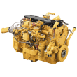 Двигатель Caterpillar 3176 ATAAC
