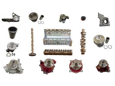 Вкладыши двигателя шатунные STD Deutz 912